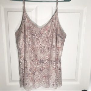 Maurices Lace fashion tank